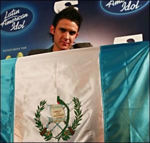 Carlos Peña quiere seguir los pasos de Ricardo Arjona