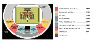 Venta de entradas para el show de Ricardo Arjona en Mendoza – Argentina