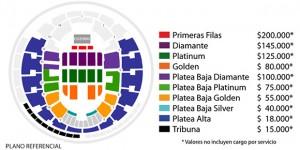 ¡Ricardo Arjona suma nuevos conciertos en Chile para noviembre!