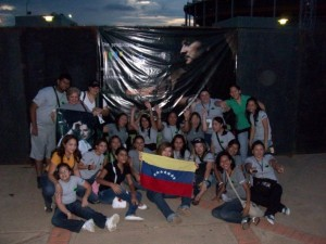 El 5to piso de Ricardo Arjona se instaló en Maracaibo- Venezuela