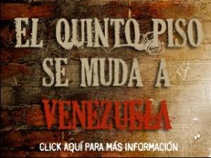 Ricardo Arjona aterriza su 5to Piso en Venezuela