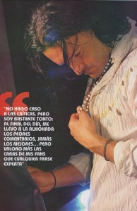 Especial Arjona Revista Gente (Parte 2)
