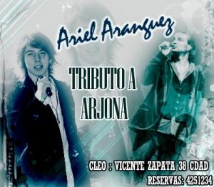 Homenaje a Arjona