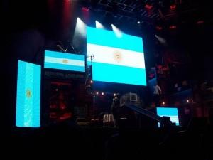 Nuevo Show de Arjona en Boca Juniors