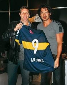 Fotos de Arjona en Argentina
