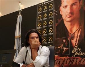 Arjona en Buenos Aires con la gira más importante de su carrera