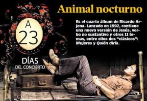 Guatemala: A 23 días del concierto