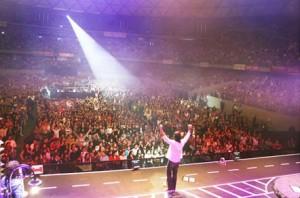 Ricardo Arjona finalizó shows en el Movistar Arena