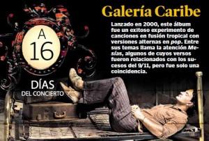 Guatemala: A 16 días del concierto