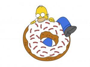 Homero Simpson: Homenaje a Ricardo Arjona