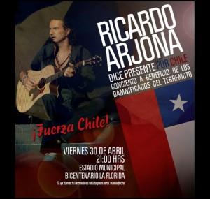 ¡Fuerza Chile!