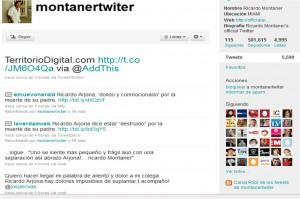 Ricardo Montaner envió palabras de aliento a Ricardo Arjona
