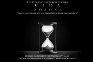 """Estreno exclusivo del video de la canción """"Vida"""" por DirecTV"""
