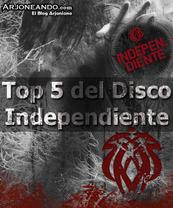 "Top 5 del disco ""Independiente"""