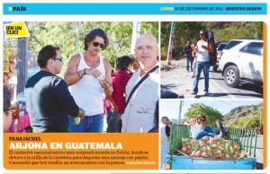 """Ricardo Arjona graba escenas del vídeo """"Fuiste tú"""" en Sololá Guatemala"""