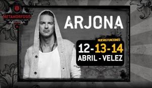 Ricardo Arjona suma dos nuevos Shows en Argentina