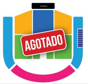 ¡Agotadas todas las localidades para el concierto de Ricardo Arjona en Guatemala!