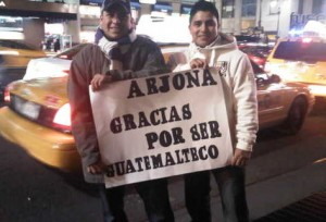 Así vibró el Madison Square Garden con Ricardo Arjona (Imágenes)