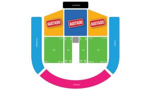 Se agota segunda localidad más cara para el concierto de Ricardo Arjona en Guatemala