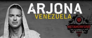 Ricardo Arjona en Venezuela