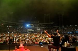 Ricardo Arjona: Récord al abrir cuarto concierto en la Arena Ciudad de México