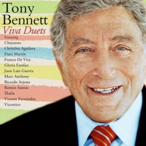 "Tony Bennett a dúo con Ricardo Arjona ""I Wanna Be Around"""
