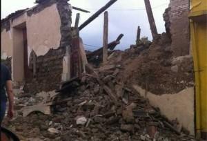 Información sobre sismo en Guatemala