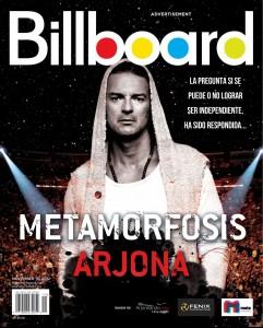 Ricardo Arjona en la revista Billboard (Traducida al español)