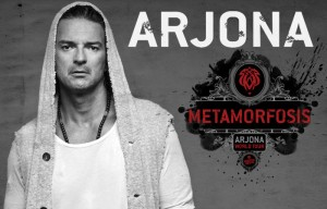 Fechas confirmadas hasta el momento, Metamorfosis World Tour 2013