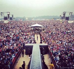 Reseña: Concierto masivo de Ricardo Arjona en Guatemala