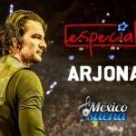 "Ricardo Arjona en el programa ""México Suena"" de Ritmoson Latino"