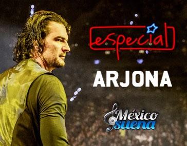 Ricardo Arjona México Suena