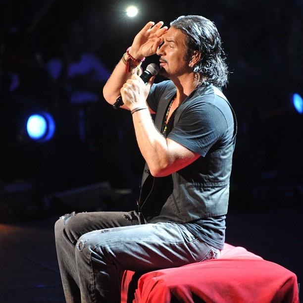 Imágenes: Ricardo Arjona en Altos de Chavón, en el cierre del Metamorfosis World Tour