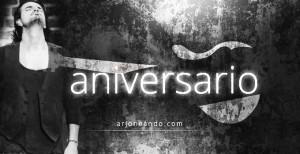 4to Aniversario de Arjoneando.com