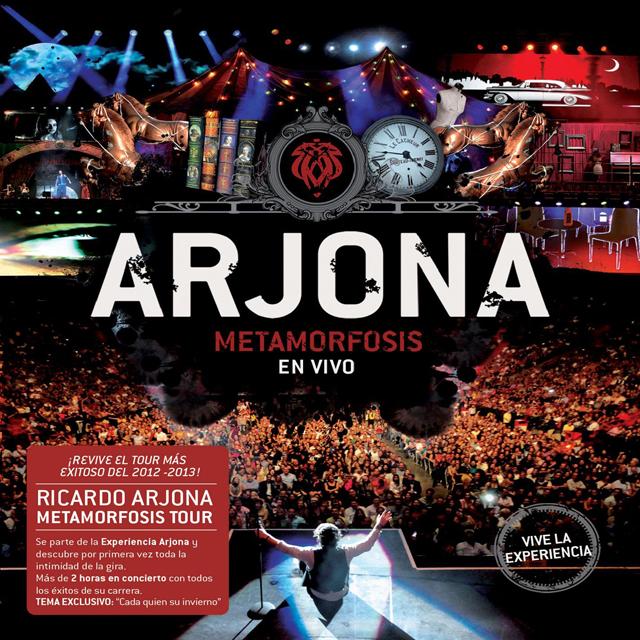 Ricardo-Arjona-CD+DVD-Metamorfosis-en-Vivo