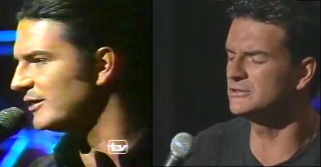 Ricardo Arjona en Noche de Ronda 1995 y 1998