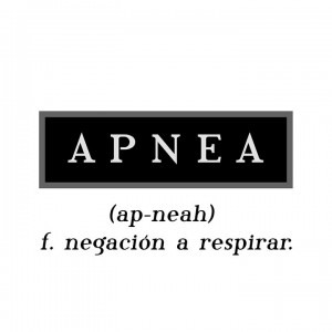 """Videoclip oficial de """"Apnea"""" llega a las 3 millones de visitas en Youtube."""