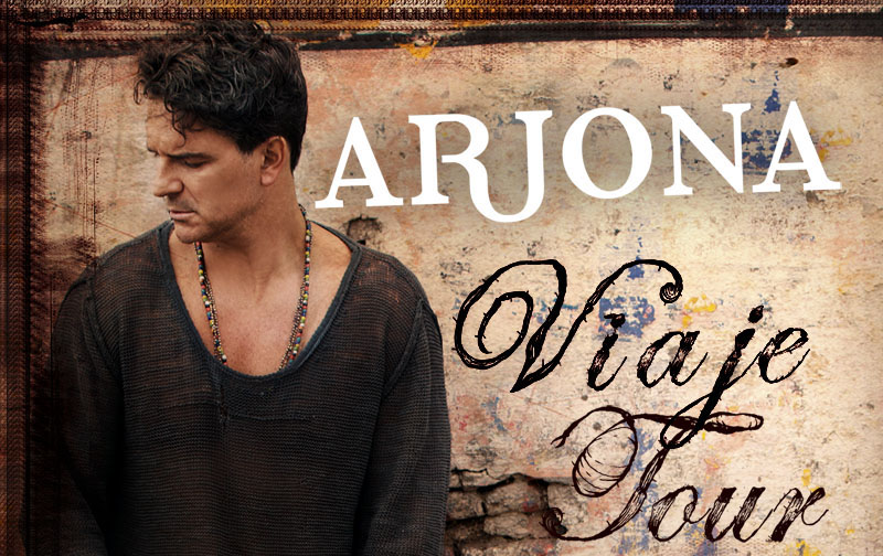 Ricardo Arjona Tour Viaje México