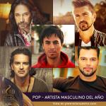 Ricardo Arjona nominado en #PremiosLoNuestro 2014