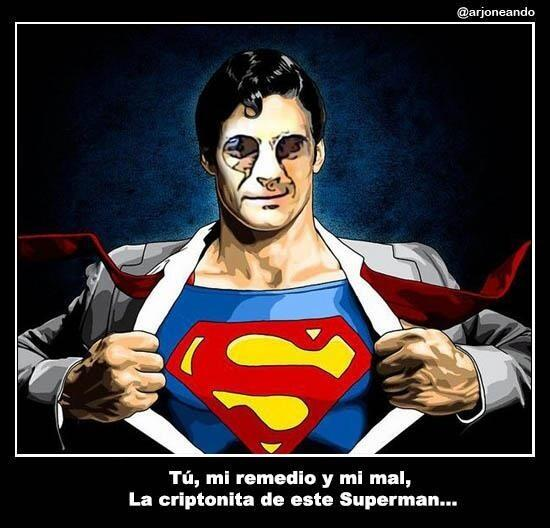 Ricardo Arjona Superman