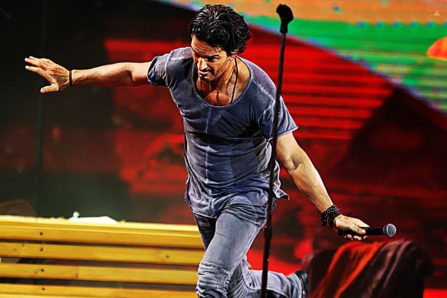 Ricardo Arjona en LVI Festival Internacional de la Canción de Viña del Mar 2015