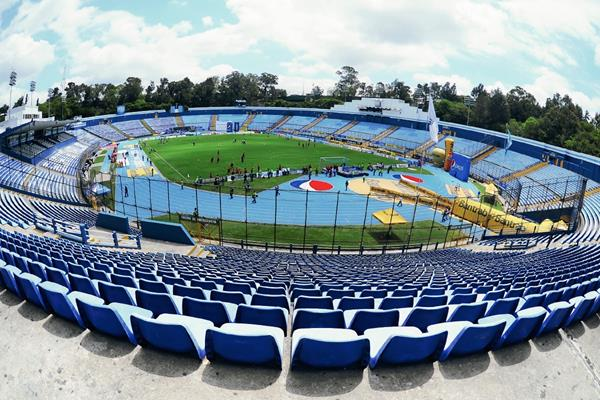 Estadio Mateo Flores