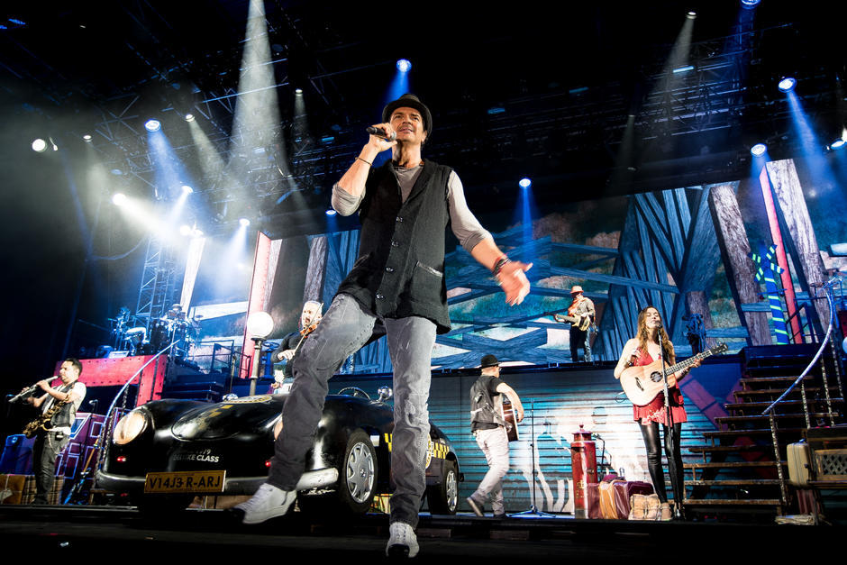 Ricardo Arjona Cosas que pasan en un concierto